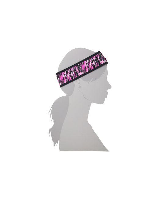Under Armour | Pink Ua Bonded Headband | Lyst