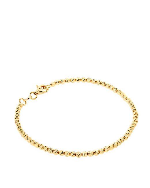 Carolina Bucci | Metallic Yellow Gold Kaleidoscope Disco Ball Bracelet | Lyst