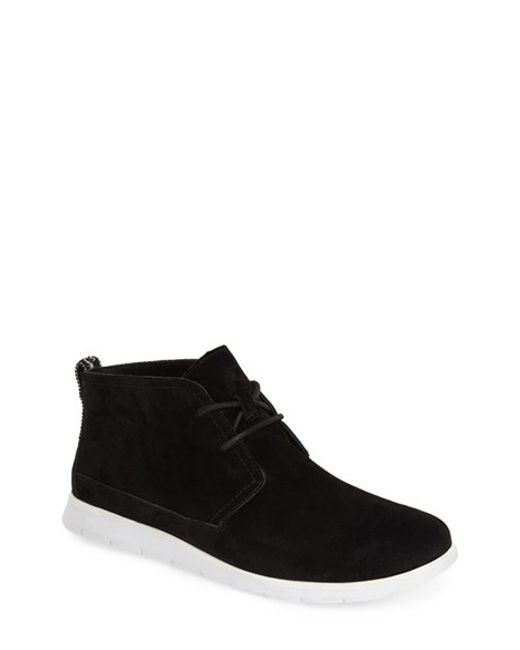 UGG | Black Ugg Freamon Suede Chukka Boot for Men | Lyst