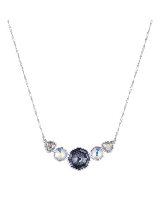 Aurora | Blue Multi Colour Necklace | Lyst
