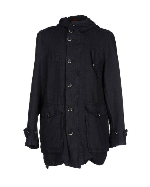 Barena | Blue Full-length Jacket for Men | Lyst
