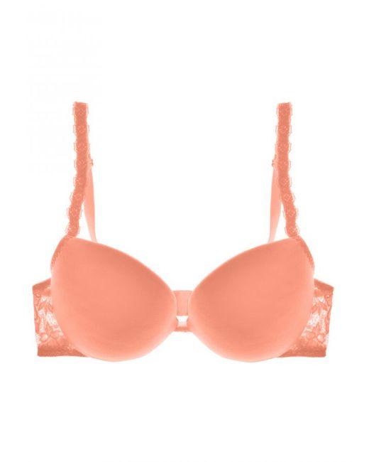Cosabella   Orange Never Say Never/soire Beautie™ Push Up   Lyst