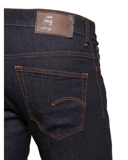 g star raw 15cm 3301 super slim stretch denim jeans in. Black Bedroom Furniture Sets. Home Design Ideas