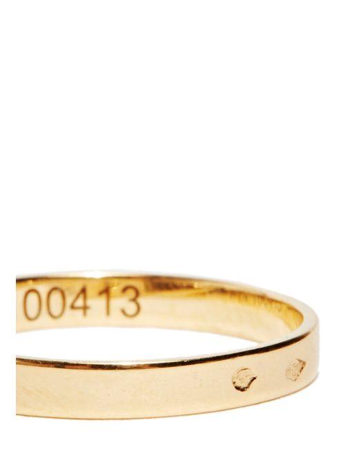 Jem   Metallic Jem Women's Saqqara S Ring From Aw15 In Yellow Gold   Lyst