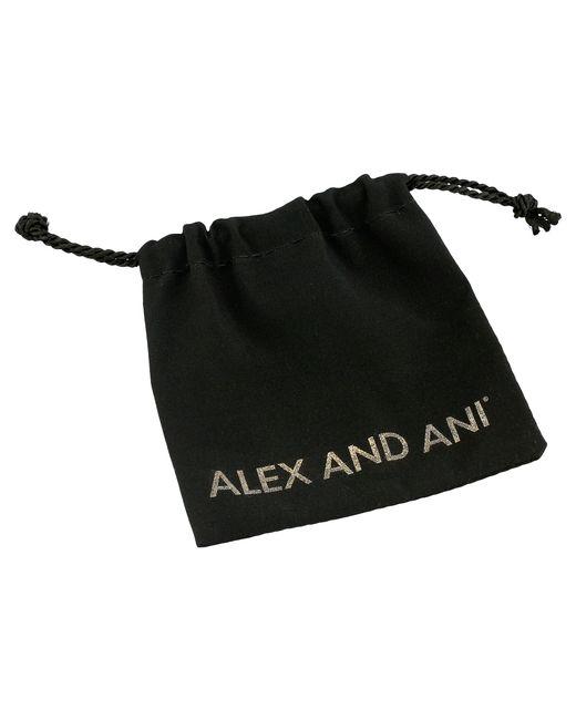 ALEX AND ANI | Metallic Nfl Washington Redskins Football Bangle | Lyst