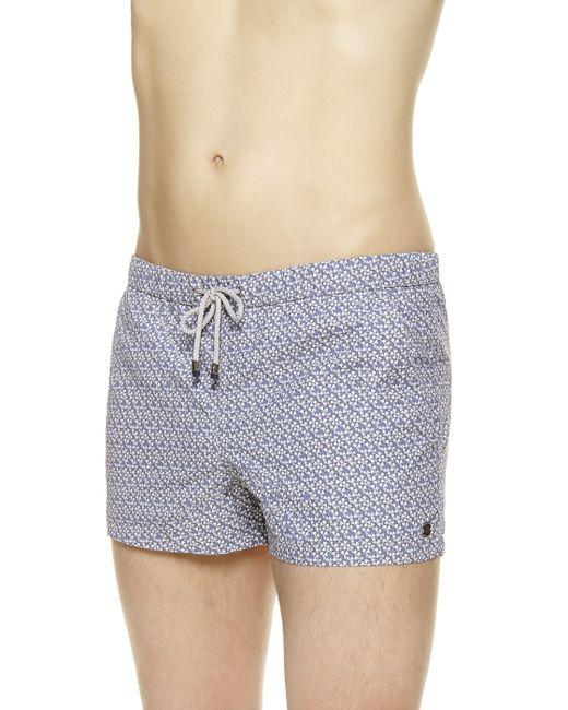 La Perla   Blue Swim Shorts for Men   Lyst