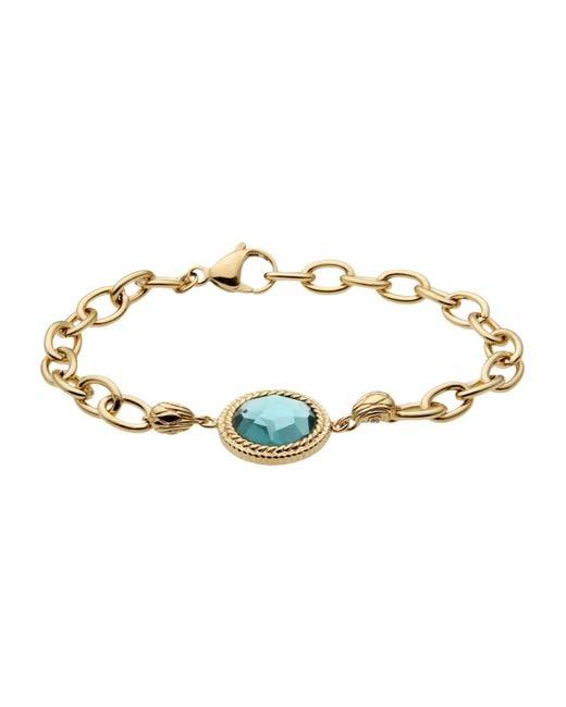 Just Cavalli | Metallic Bracelet | Lyst