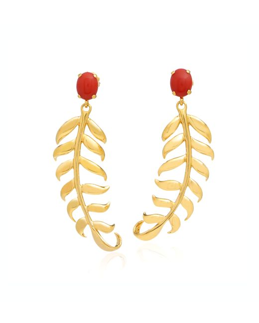Katherine Jetter | Red Coral Lady Of The Daintree | Lyst