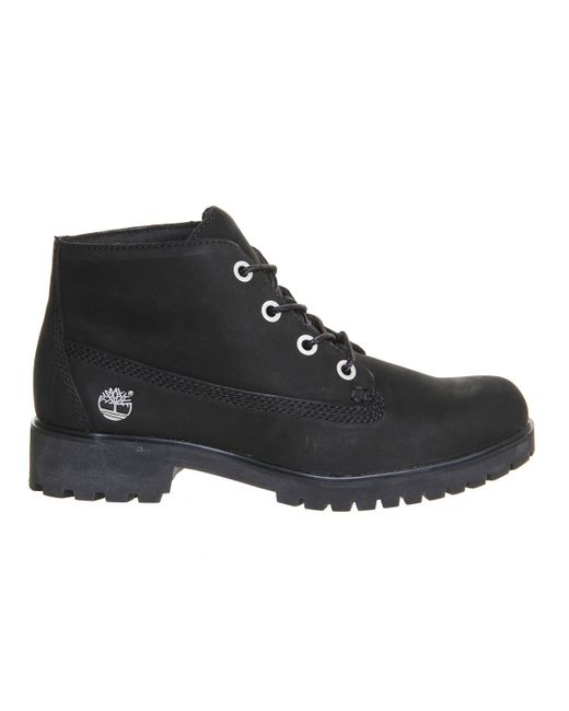 Timberland Slim Nellie Chukka Boots in Black for Men - Save 9% | Lyst