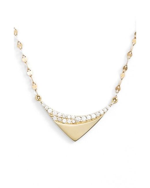 Lana Jewelry | Yellow 'elite - Electric Flawless' Diamond Pendant Necklace | Lyst