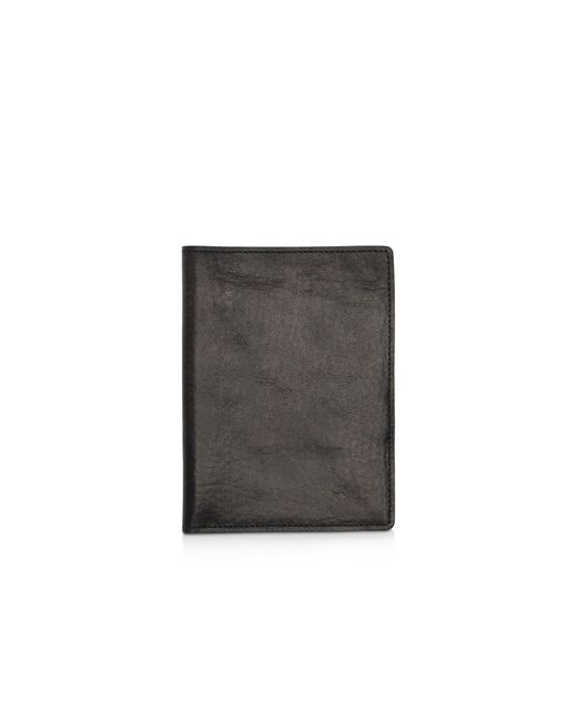 Shinola | Black Passport Wallet | Lyst