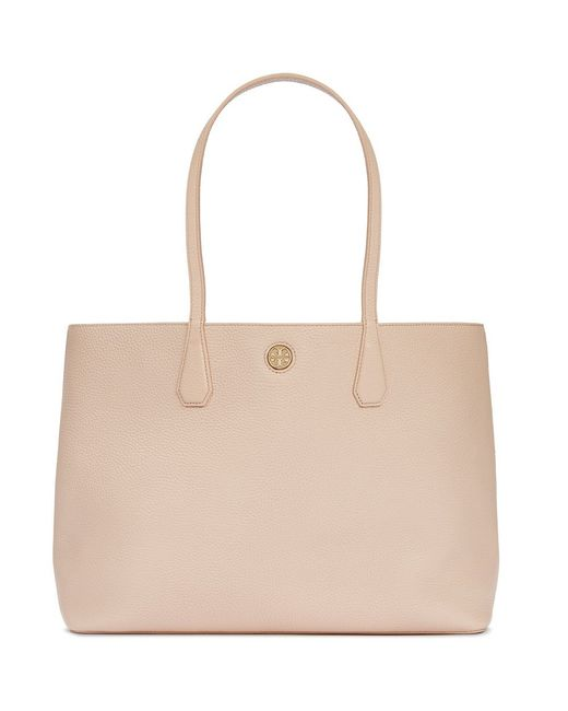 Tory Burch | Natural Perry Tote | Lyst