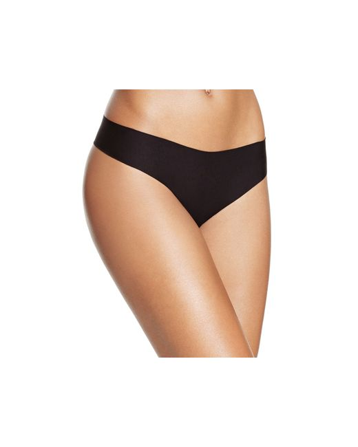Commando   Black Butter Mid-rise Thong #ct16   Lyst