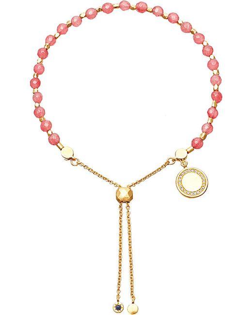 Astley Clarke | Pink 'kula' Sapphire Bracelet | Lyst