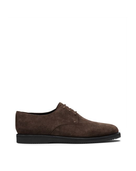 Michael Kors | Brown Lyle Suede Oxford for Men | Lyst