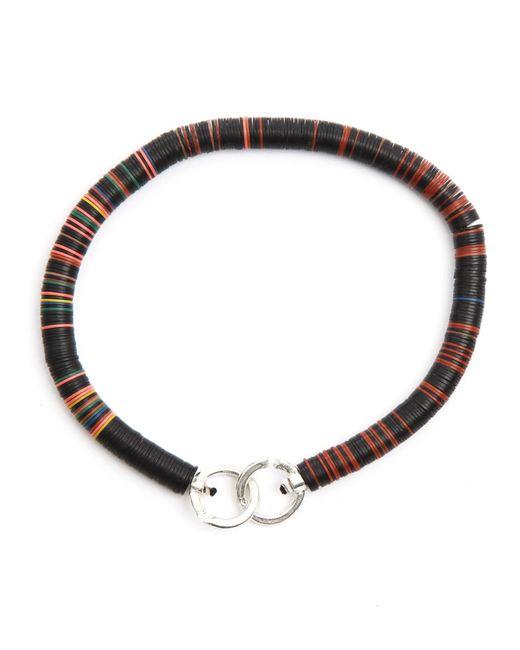 Gilbert Gilbert | Animals 20 Black Bracelet for Men | Lyst