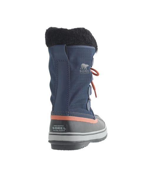J.crew Women's Sorel Winter Carnival Boots in Blue (haven