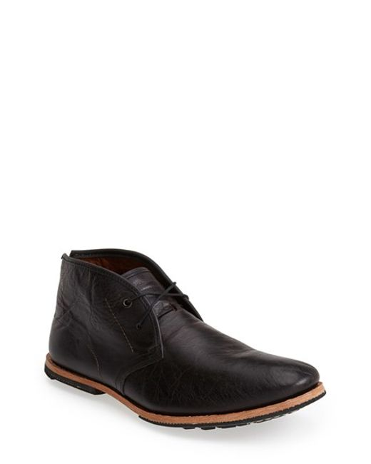 Timberland | Black Wodehouse Lost History Boot for Men | Lyst