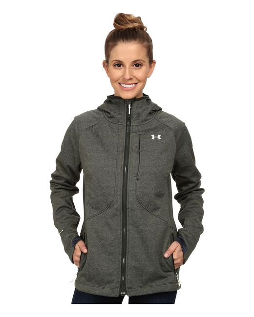 Under Armour | Green Ua Bacca Softershell | Lyst
