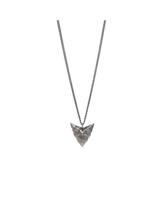 Rachel Entwistle | Metallic Modern Primitive Pendant Silver | Lyst