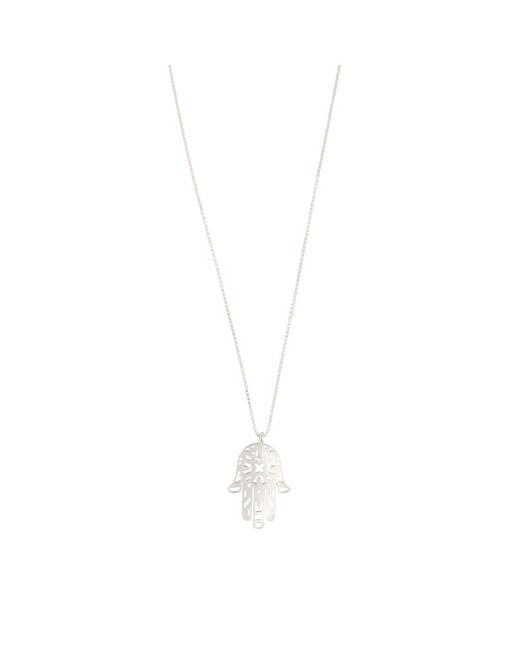 Thomas Sabo | Metallic Hand Necklace | Lyst