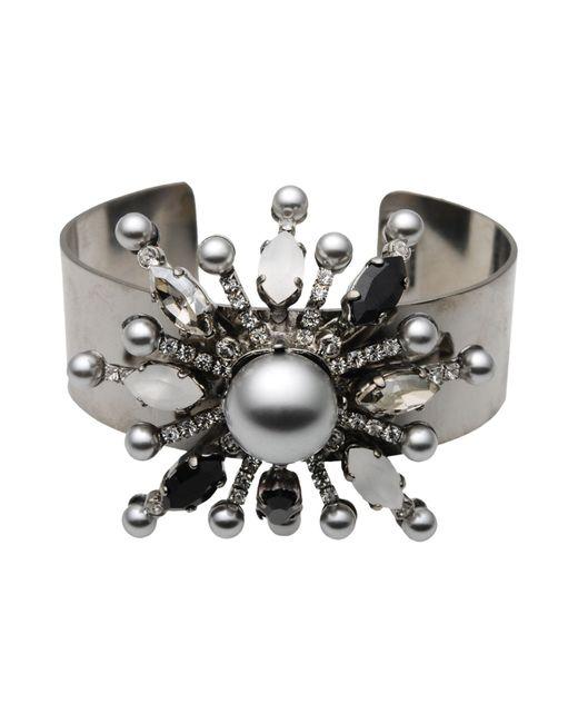 Vickisarge | Gray Bracelet | Lyst