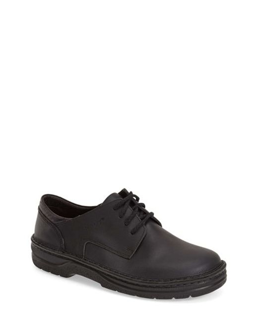 Naot | Black 'denali' Plain Toe Oxford for Men | Lyst