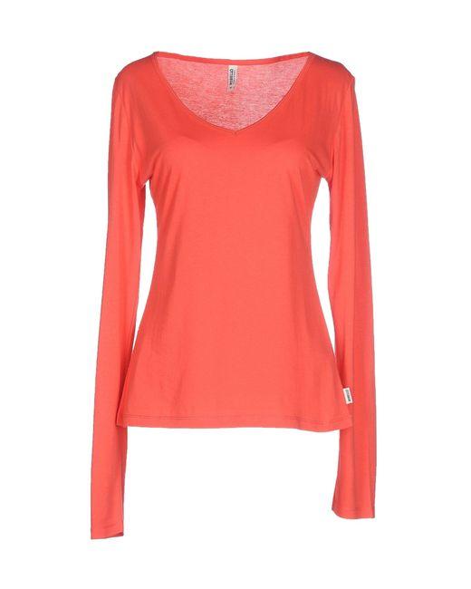 Rebello | Pink T-shirt | Lyst