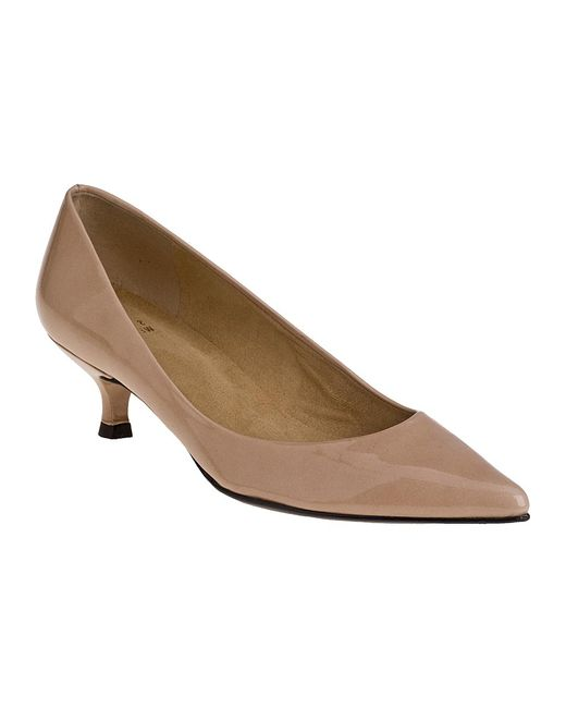 Beige Shoes Pointed Men