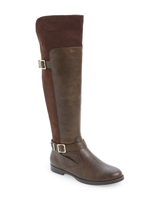 Bella Vita | Brown 'romy' Over The Knee Boot | Lyst