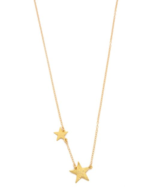 Gorjana | Metallic Super Star Necklace | Lyst