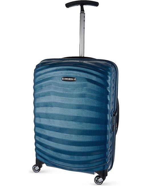 Samsonite Lite-shock Spinner 55 Four-wheel Cabin Suitcase ...