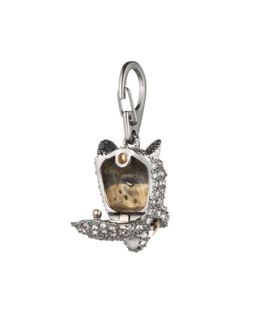 Alexis Bittar | Metallic Pave Panther Charm You Might Also Like | Lyst
