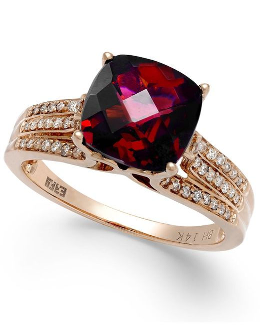 Effy Garnet Ring