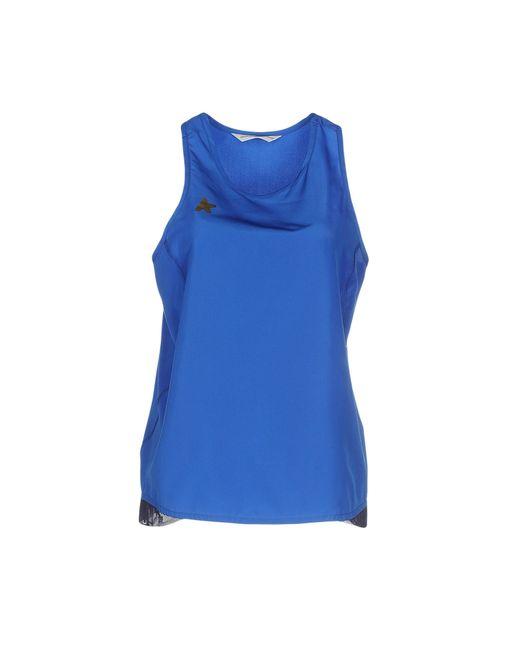 Golden Goose Deluxe Brand | Blue Top | Lyst