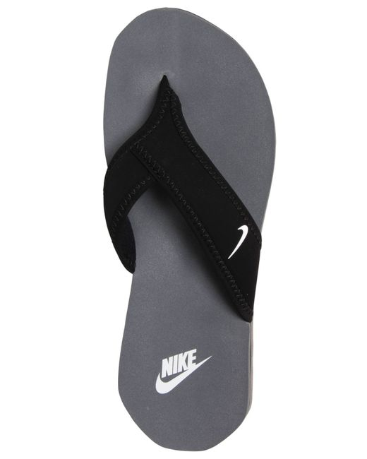 Nike Men S Celso Plus Thong Sandals From Finish Line In