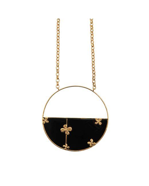 Aurelie Bidermann | Metallic Bianca Onyx Necklace | Lyst