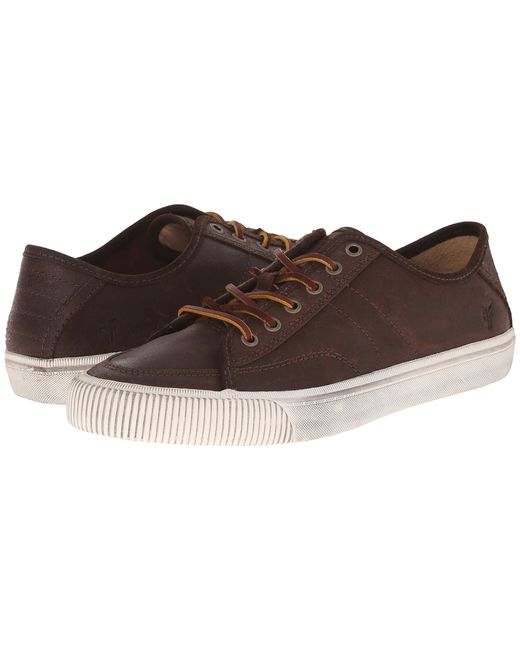 Frye | Brown Miller Low Lace for Men | Lyst