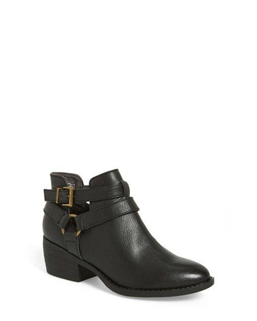 BC Footwear | Black 'communal' Bootie | Lyst