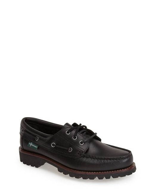 Eastland | Black 'seville 1955' Moc Toe Derby for Men | Lyst