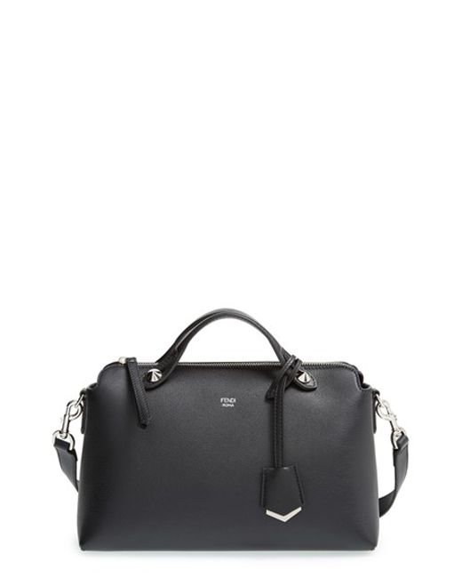 Fendi | Black Small 'by The Way' Tote | Lyst