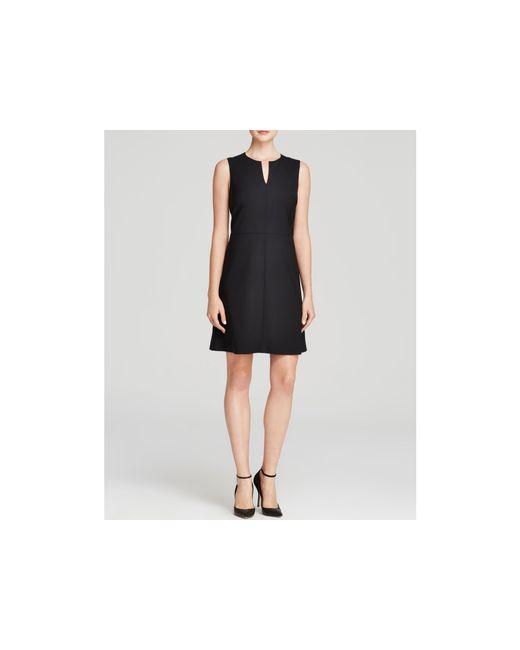 Theory | Black Miyani Edition Dress | Lyst