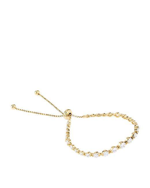 Carat* | Metallic Quentin Yellow Gold Bracelet | Lyst