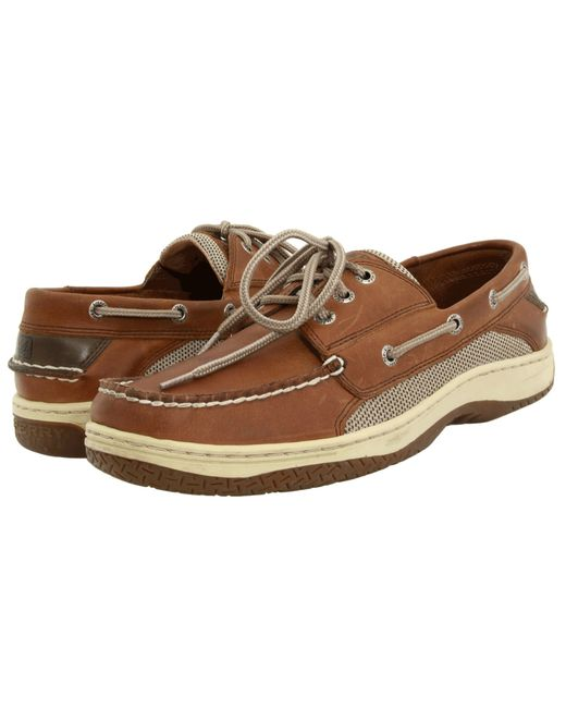 Sperry Billfish 3-Eye Boat Shoe Free Shipping and Free Returns If, for any reason, you are unsatisfied with your purchase from Zappos Retail, Inc. you may return it in 4/4().