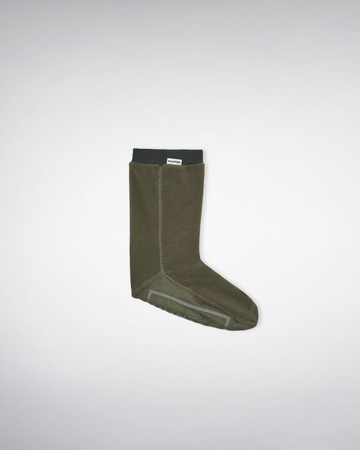 Hunter | Green Unisex Field Fitted Boot Socks - Short for Men | Lyst