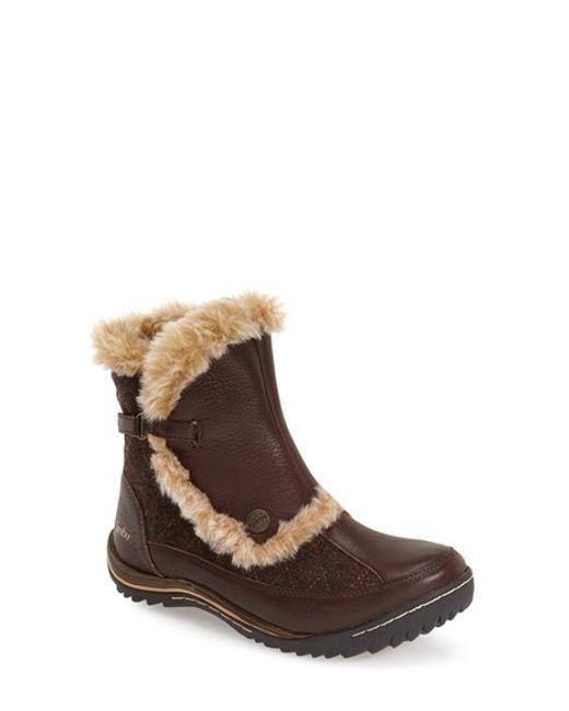 Jambu | Brown 'eskimo' Water Resistant Boot | Lyst