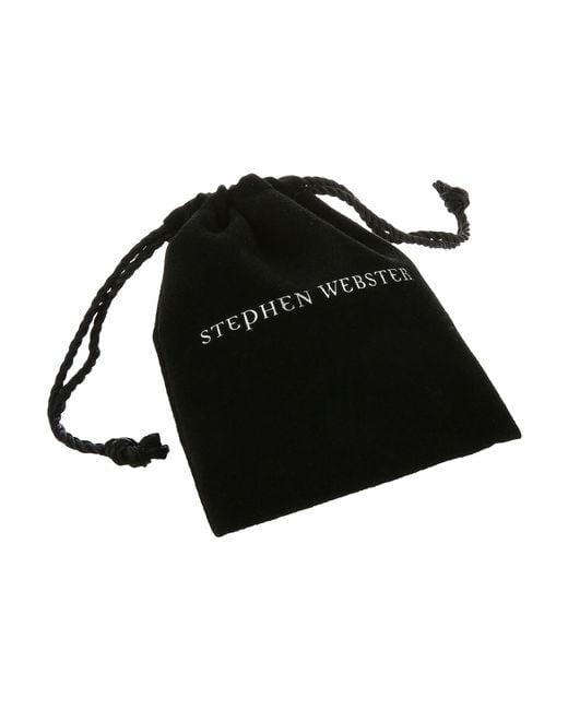 Stephen Webster | Metallic Thorn Medium Oval Link Bracelet for Men | Lyst