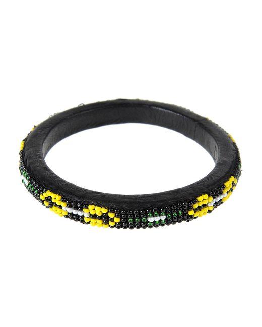 HTC | Yellow Bracelet | Lyst