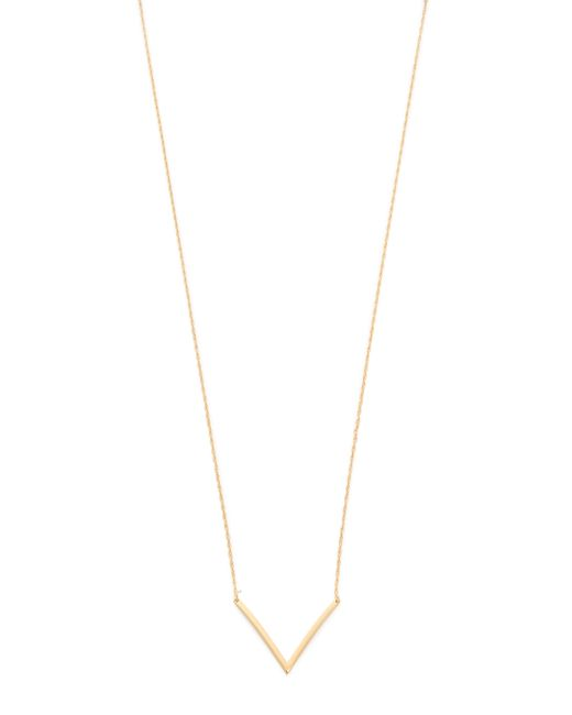 Jennifer Zeuner | Metallic Bianca Small Necklace | Lyst