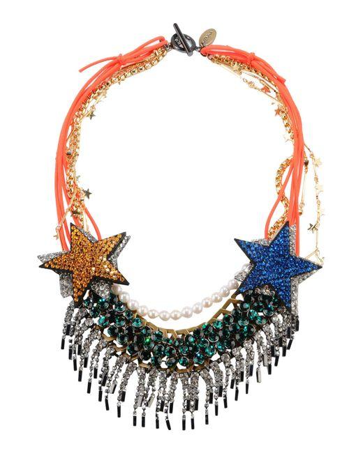 Venna | Multicolor Necklace | Lyst